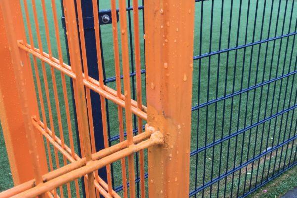 Cruijff Court reparaties